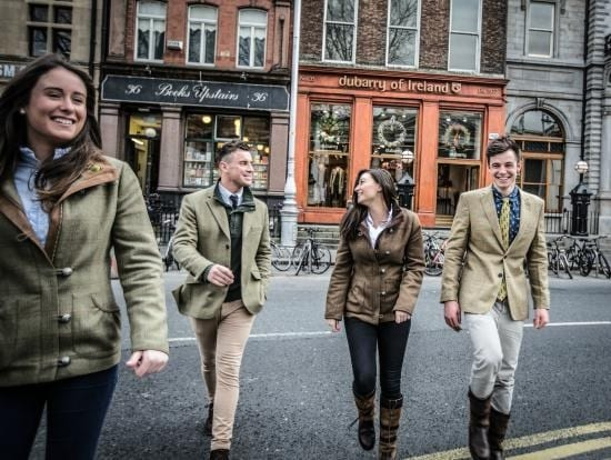 Dubarry Trunk Show